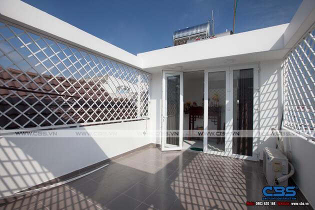 Hình chụp thực tế nhà phố 4m x10m, đẹp lung linh…! 36