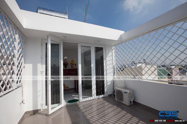 Hình chụp thực tế nhà phố 4m x10m, đẹp lung linh…! 37