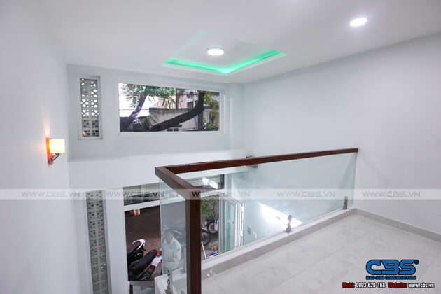 Nhà phố 6 tầng lầu 4m x 12m - thiết kế đơn giản, tinh tế 12