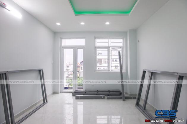 Nhà phố 6 tầng lầu 4m x 12m - thiết kế đơn giản, tinh tế 15