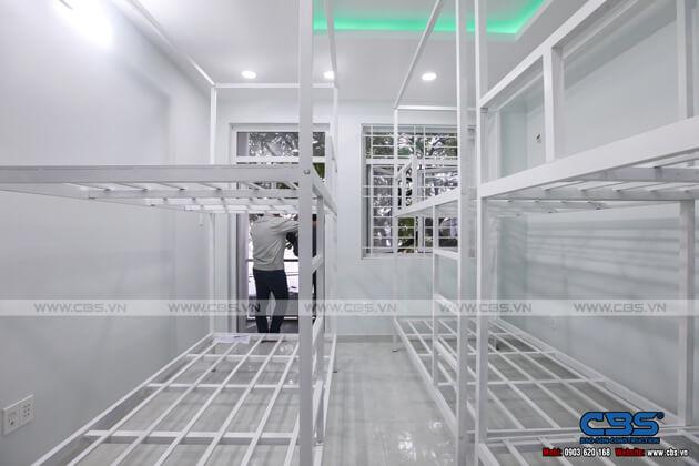 Nhà phố 6 tầng lầu 4m x 12m - thiết kế đơn giản, tinh tế 17
