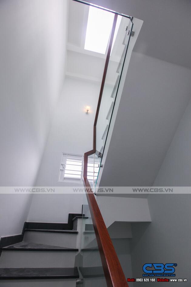 Nhà phố 6 tầng lầu 4m x 12m - thiết kế đơn giản, tinh tế 22