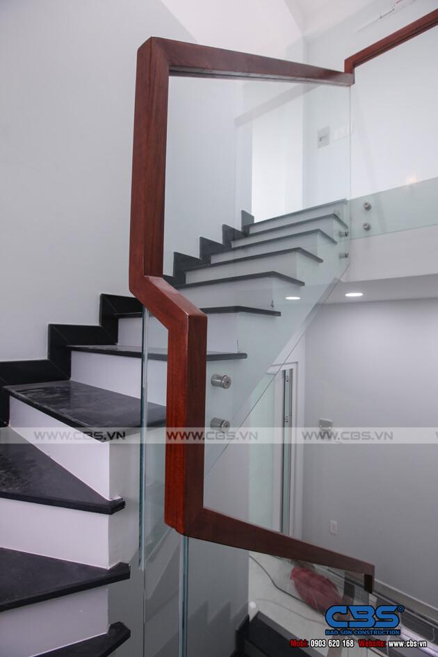 Nhà phố 6 tầng lầu 4m x 12m - thiết kế đơn giản, tinh tế 23