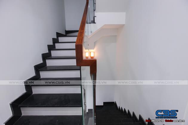 Nhà phố 6 tầng lầu 4m x 12m - thiết kế đơn giản, tinh tế 24