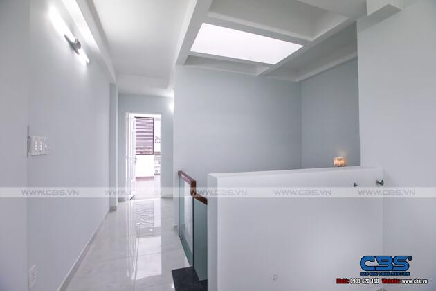 Nhà phố 6 tầng lầu 4m x 12m - thiết kế đơn giản, tinh tế 25