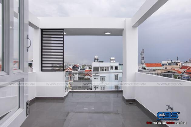 Nhà phố 6 tầng lầu 4m x 12m - thiết kế đơn giản, tinh tế 26
