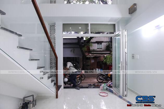 Nhà phố 6 tầng lầu 4m x 12m - thiết kế đơn giản, tinh tế 4