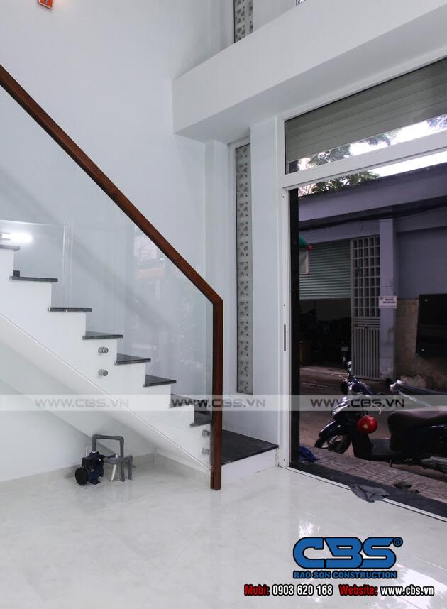 Nhà phố 6 tầng lầu 4m x 12m - thiết kế đơn giản, tinh tế 5