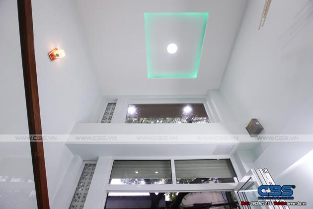 Nhà phố 6 tầng lầu 4m x 12m - thiết kế đơn giản, tinh tế 6