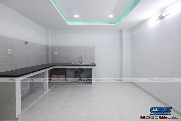Nhà phố 6 tầng lầu 4m x 12m - thiết kế đơn giản, tinh tế 7