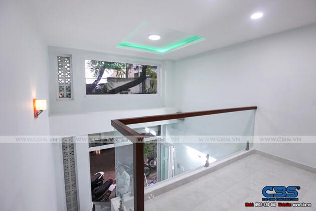 Nhà phố 6 tầng lầu 4m x 12m - thiết kế đơn giản, tinh tế 9
