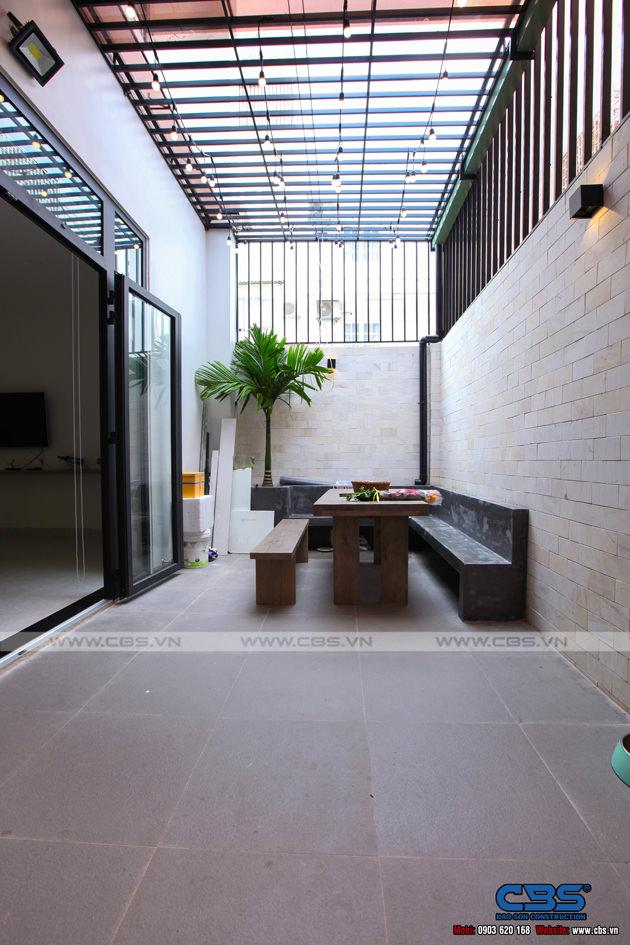 Hình chụp thực tế nhà phố 7m x 24m tuyệt đẹp theo phong cách hiện đại, tối giản 14