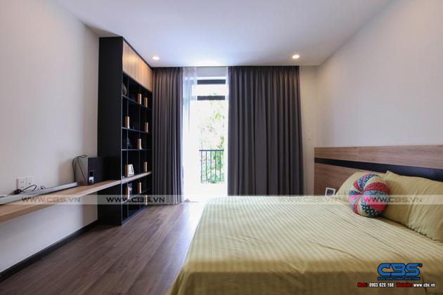 Hình chụp thực tế nhà phố 7m x 24m tuyệt đẹp theo phong cách hiện đại, tối giản 20