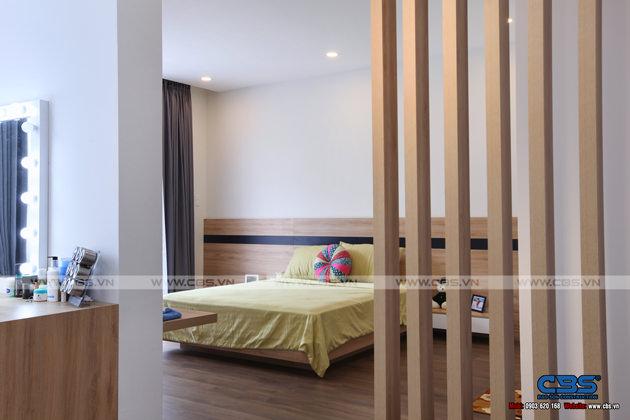 Hình chụp thực tế nhà phố 7m x 24m tuyệt đẹp theo phong cách hiện đại, tối giản 23