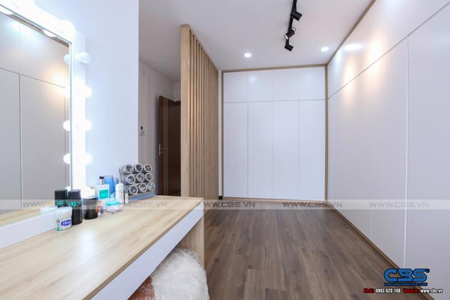 Hình chụp thực tế nhà phố 7m x 24m tuyệt đẹp theo phong cách hiện đại, tối giản 24