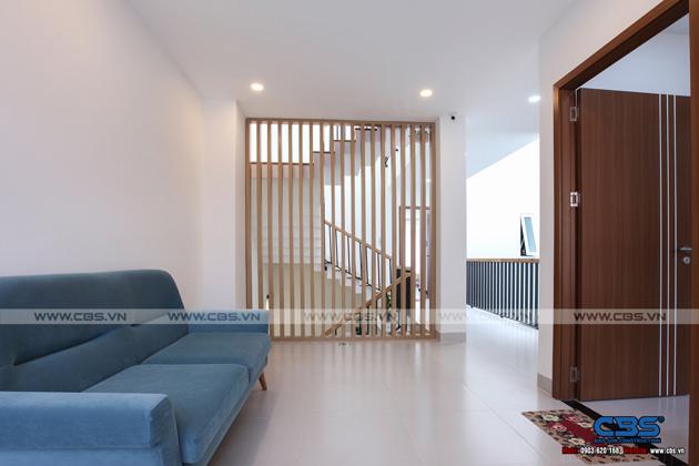 Hình chụp thực tế nhà phố 7m x 24m tuyệt đẹp theo phong cách hiện đại, tối giản 27
