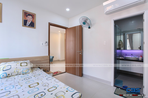 Hình chụp thực tế nhà phố 7m x 24m tuyệt đẹp theo phong cách hiện đại, tối giản 29