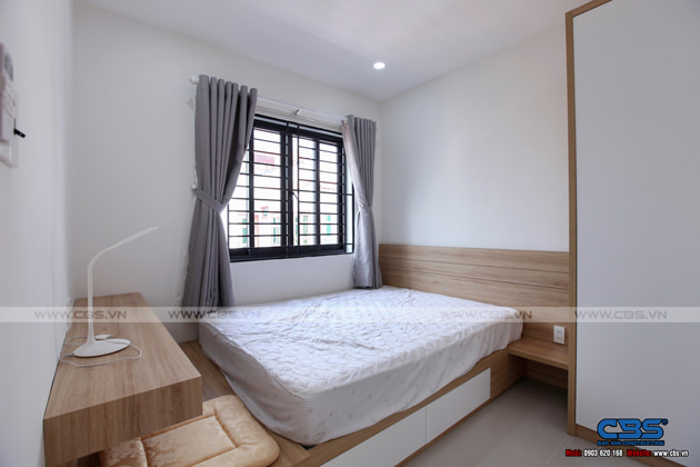 Hình chụp thực tế nhà phố 7m x 24m tuyệt đẹp theo phong cách hiện đại, tối giản 32