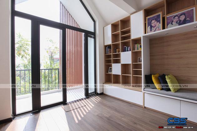 Hình chụp thực tế nhà phố 7m x 24m tuyệt đẹp theo phong cách hiện đại, tối giản 36