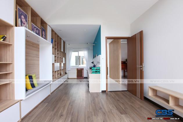 Hình chụp thực tế nhà phố 7m x 24m tuyệt đẹp theo phong cách hiện đại, tối giản 37