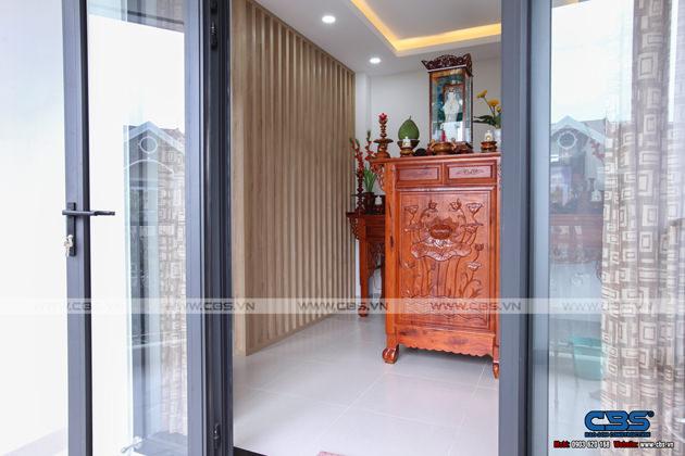 Hình chụp thực tế nhà phố 7m x 24m tuyệt đẹp theo phong cách hiện đại, tối giản 38