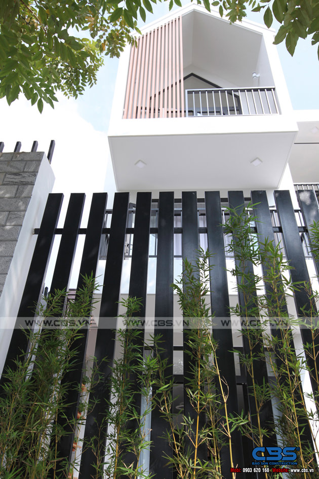 Hình chụp thực tế nhà phố 7m x 24m tuyệt đẹp theo phong cách hiện đại, tối giản 40