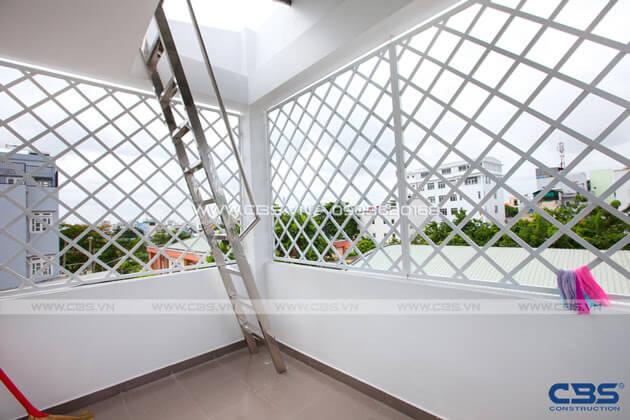Nhà phố Gò Vấp 4m x 13m – thoáng rộng trong cách bài trí không gian 25