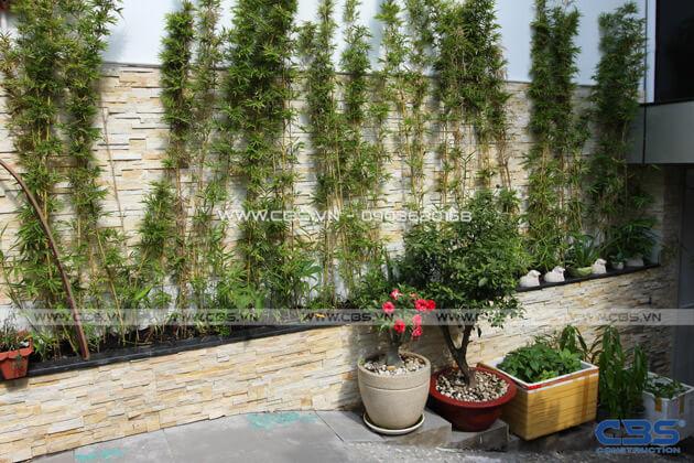 Vẻ đẹp của mảng xanh trong những ngôi nhà phố hiện đại 17