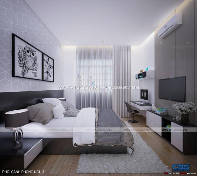 Nhà phố phong cách trẻ trung hiện đại - diện tích 3,6m x 15m (tại Biên Hòa) 18