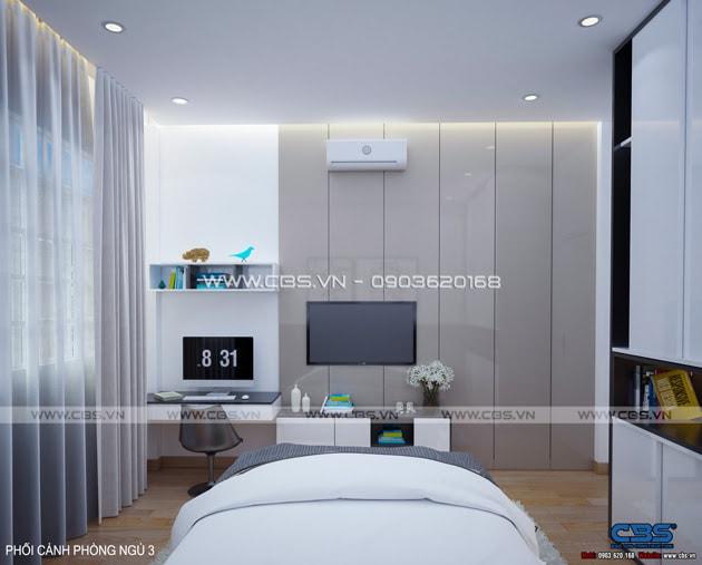 Nhà phố phong cách trẻ trung hiện đại - diện tích 3,6m x 15m (tại Biên Hòa) 22