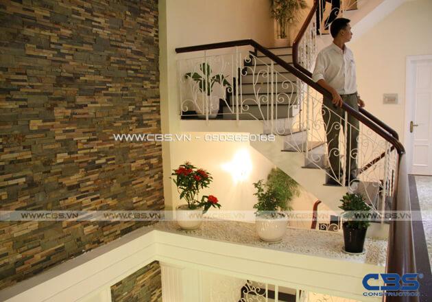 Những mẫu cầu thang đẹp phổ biến cho nhà phố 21