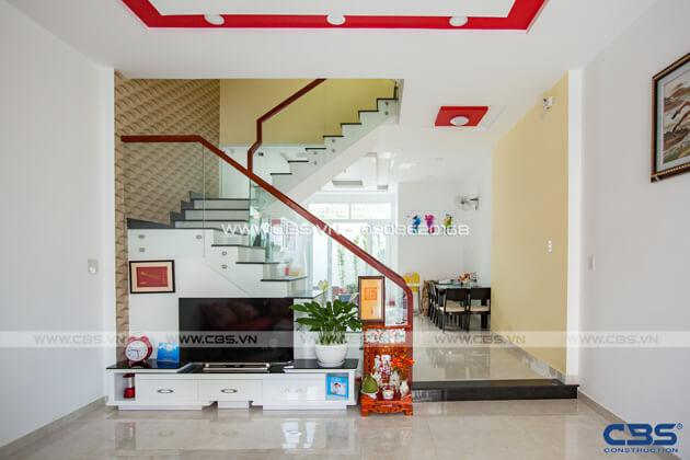 Những mẫu cầu thang đẹp phổ biến cho nhà phố 1