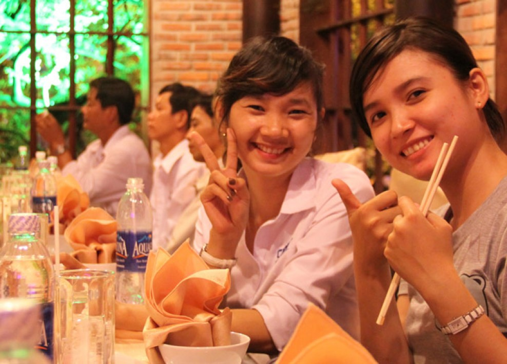 Niềm vui của tập thể công ty Bảo Sơn sau những ngày làm việc (5-2013) 28
