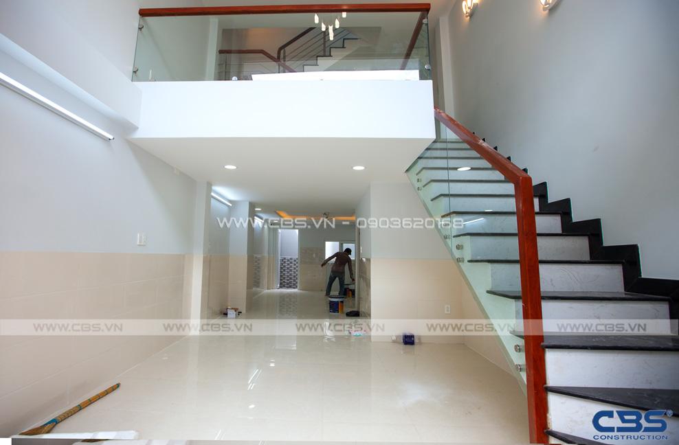 Xây dựng mới nhà cô Phương, Gò Vấp 12