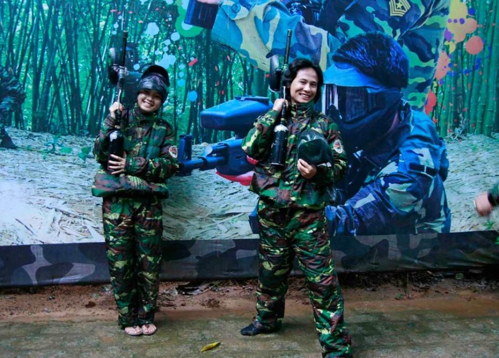 Tổ chức bắn súng sơn 2013 35