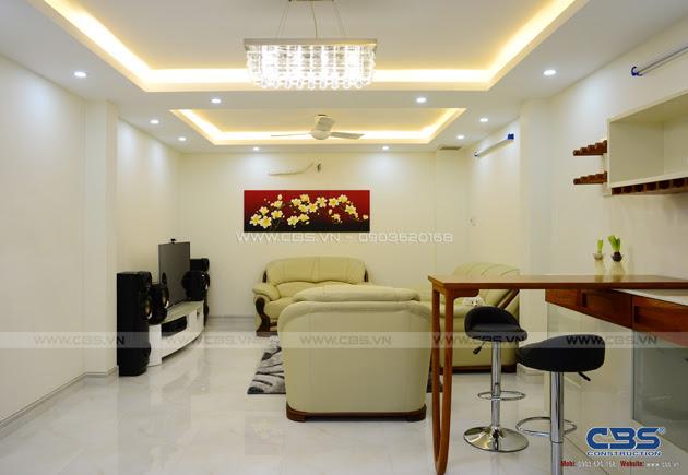 Công ty xây dựng quận Tân Phú 3