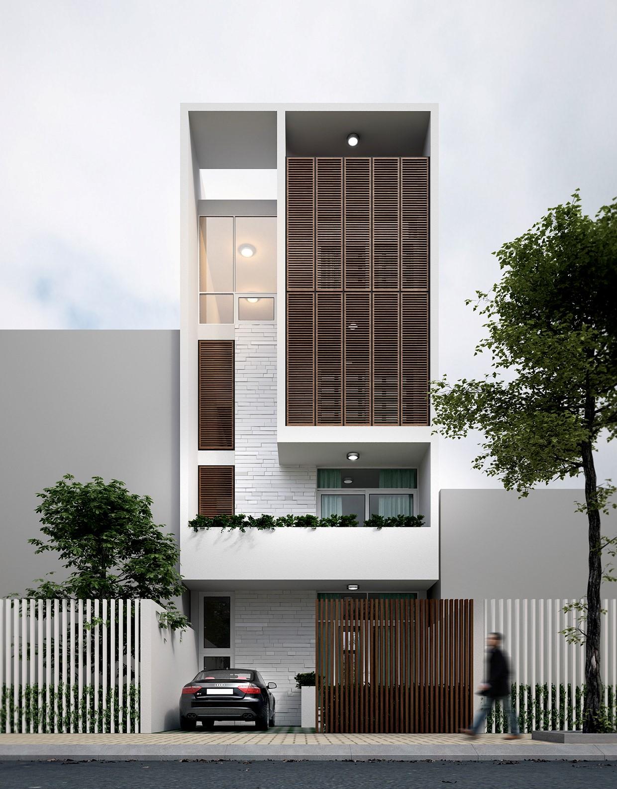 Vì sao thiết kế nhà phố đẹp lại được ưa chuộng tại các khu đô thị? 3