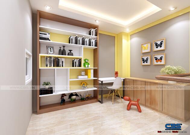 Mẫu thiết kế nhà tận dụng nội thất cũ nhưng vẫn đẹp sang 3,4m X 10m 15