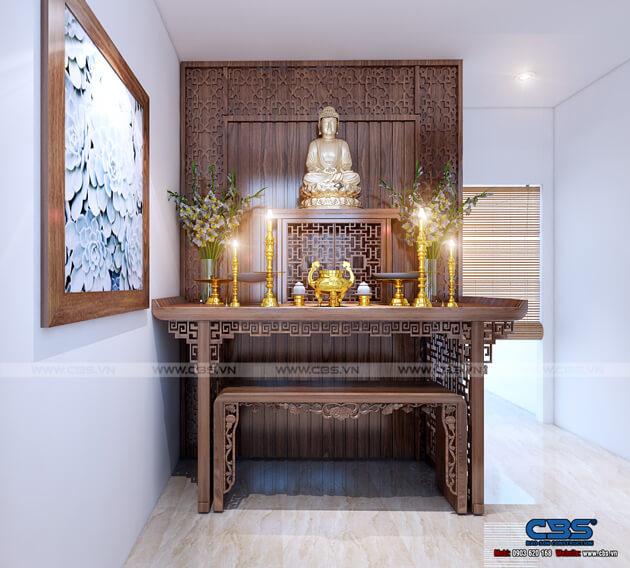 Mẫu thiết kế nhà tận dụng nội thất cũ nhưng vẫn đẹp sang 3,4m X 10m 16
