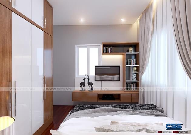 Mẫu thiết kế nhà tận dụng nội thất cũ nhưng vẫn đẹp sang 3,4m X 10m 6