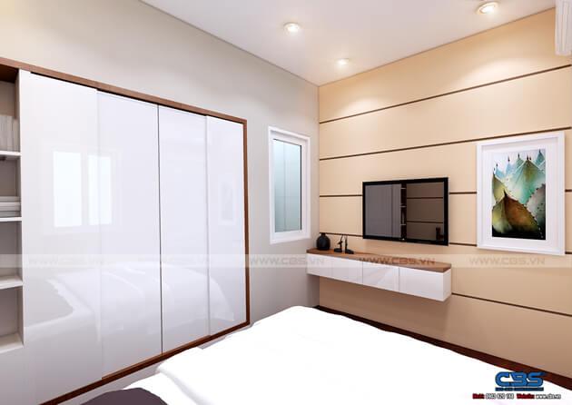 Mẫu thiết kế nhà tận dụng nội thất cũ nhưng vẫn đẹp sang 3,4m X 10m 9