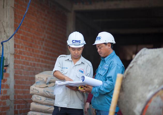 Thợ xây dựng, những con người thầm lặng! 2