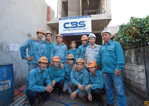 Thợ xây dựng, những con người thầm lặng! 3
