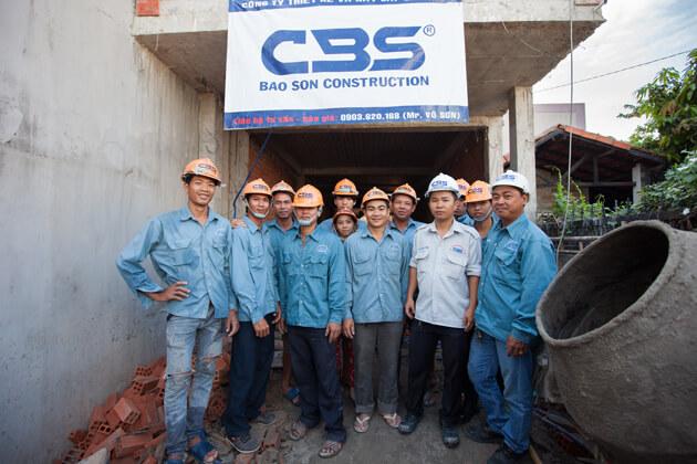 Thợ xây dựng, những con người thầm lặng! 4