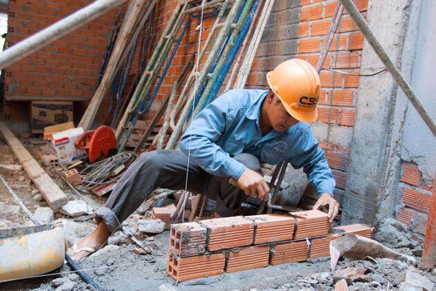 Thợ xây dựng, những con người thầm lặng! 5