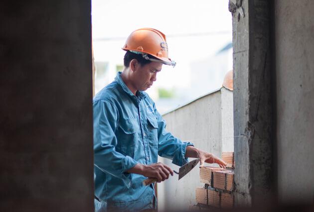 Thợ xây dựng, những con người thầm lặng! 9