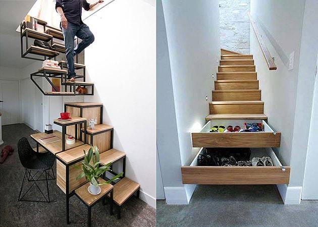 Ý tưởng tiết kiệm diện tích cho ngôi nhà nhỏ 3