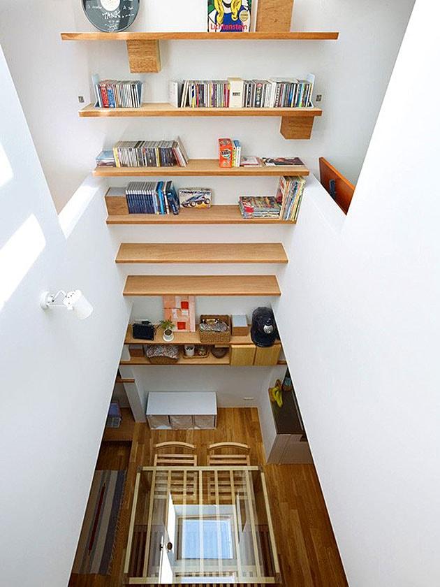 Ý tưởng tiết kiệm diện tích cho ngôi nhà nhỏ 7