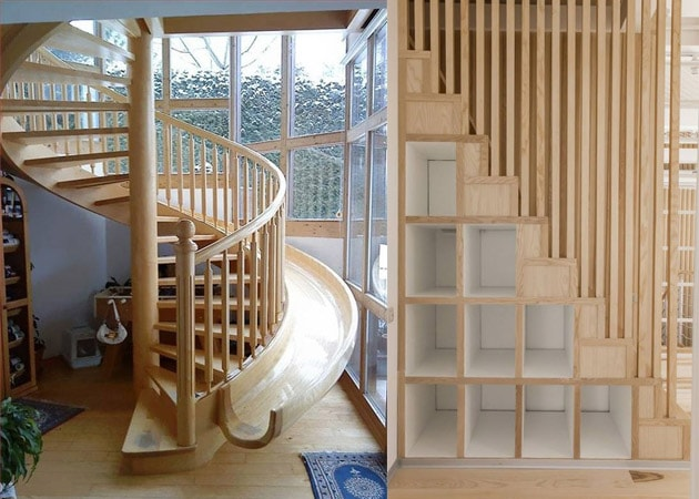 Ý tưởng tiết kiệm diện tích cho ngôi nhà nhỏ 10