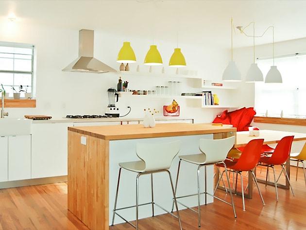 12 ý tưởng trang trí bếp ăn bằng màu vàng chanh đẹp mắt 11